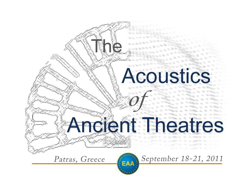The Acoustics of Ancient Theatres