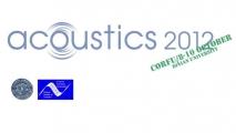 Acoustics 2012