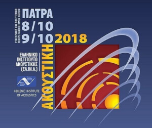 9th National Conference ACOUSTICS 2018: Proceedings